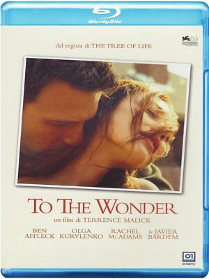 Blu Ray To the Wonder - (2012) *** Contenuti Extra ***......NUOVO