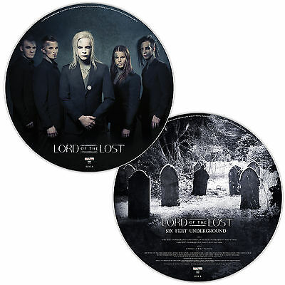 Lord Of The Lost: Six Feet Underground - Picture Vinyl