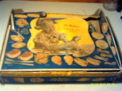 """Vintage Mirro Aluminum  Baking Play Set """"Like Mother's"""" with box 1940""""s"""