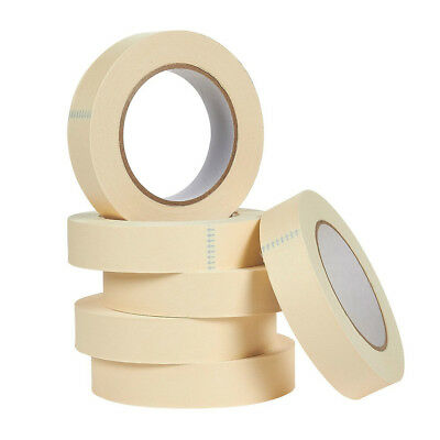 50M Fine Line Masking Tape Painting Crepe Paper BULK For DIY Sketch Watercolor