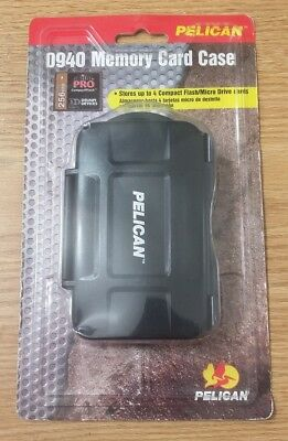 Pelican 0940 Waterproof Memory Card Case