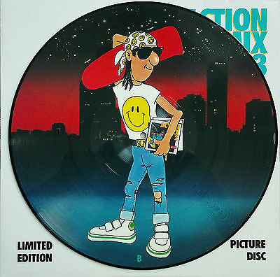 ACTION MIX  - LIMITED EDITION Picture Disc LP