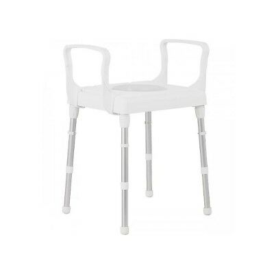 Over Toilet Seat Frame Commode Chair Seat Bathroom