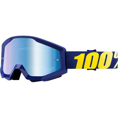 100% Prozent Strata Cross Crossbrille MX Enduro Motocross Brille Hope