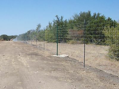 HDG Cattle Fence Farm 8/90/15 Hinge Joint Fence  0.9mx100m
