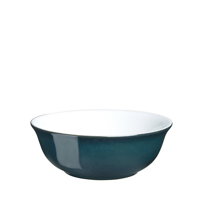 Denby 16 cm Greenwich Soup/ Cereal Bowl, Green
