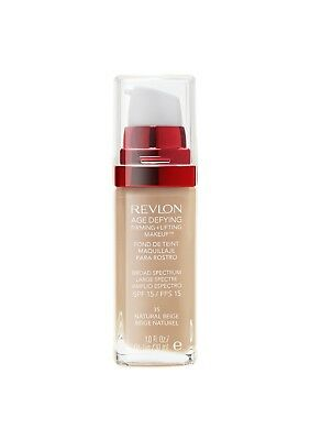Revlon Age Defying Firming + Lifting Makeup - 35 Natural Beige