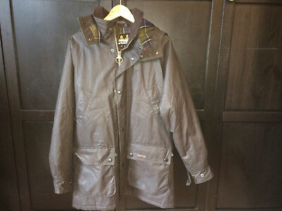 Barbour Duracotton Parka with hood