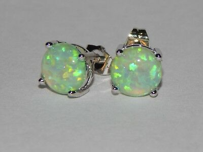 opal grande earring products tragus cartilage piercing helix white fire stud