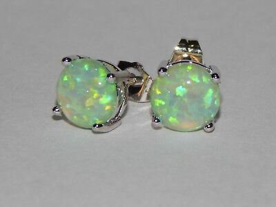up stud goods deals gg plating rose opal in latest on crown gold to earrings groupon off fire