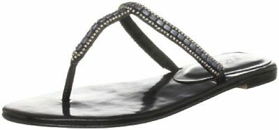 Argento 36 Unze Evening Slippers Sandali donna Silber L18328W 24j