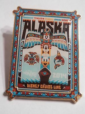 Alaska Disney Cruise Line pin dated 2014 limited edition
