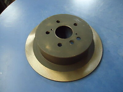 "Toyota Highlander New Rotor,  Break Rotary #279, 12 1/6"" Diameter"