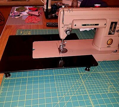 """Singer 301 Extension Table Long Bed Sewing Attachment 14"""" X 18"""""""