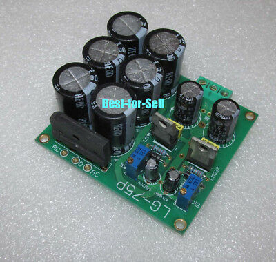 Positive and Negative +/- 1.3V~32V Dual DC Adjustable Voltage Regulator Module