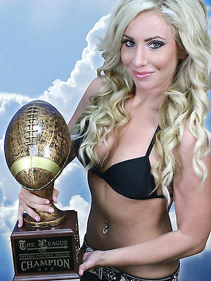 12 Year Perpetual Fantasy Football Trophy! Fantasy Trophy For Less! Free Engrave