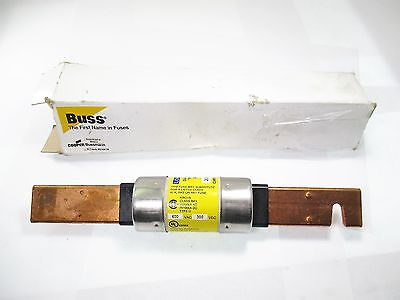 Cooper Bussmann LPS-RK-200SP Dual Element Time Delay Fuse 600VAC/300VDC New