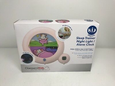 Claessens' Kids Kid'Sleep Classic Sleep Trainer, Pink