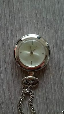 Ladies Fob Watch Necklace