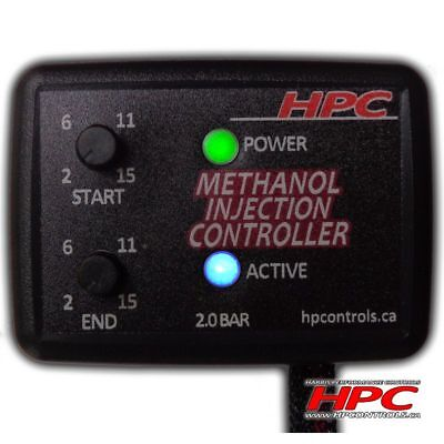 HPC Methanol / Water Injection Controller for 2.0 Bar MAP (101020)