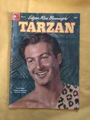 Tarzan (1948-1972 Dell/Gold Key) #52