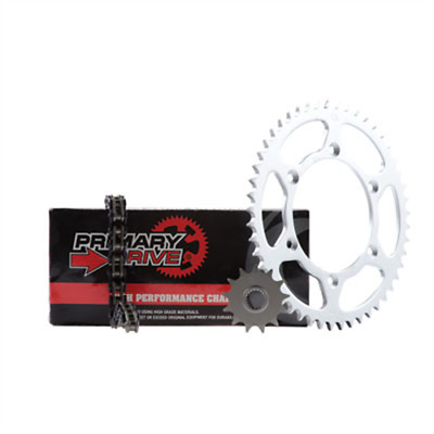 Primary Drive Steel Kit & O-Ring Chain HONDA XR650R 2000-2007