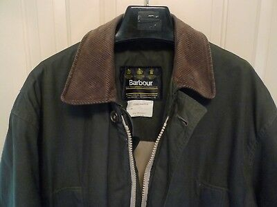 Barbour - A1000 Arctic Endurance- Padded- Ventile Cotton -Shabby Chic-Made@uk-42