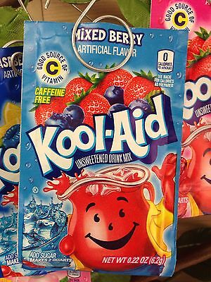 Kool-Aid 5x MIXED BERRY Unsweetened Soft Drink Shanez