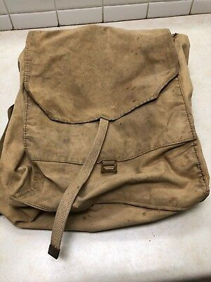Vintage Boy Scout Daily Hike Bag #1225