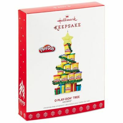 2017 Hallmark Keepsake Hasbro O Play-Doh Tree Ornament Ornament ~ NIB (2018)