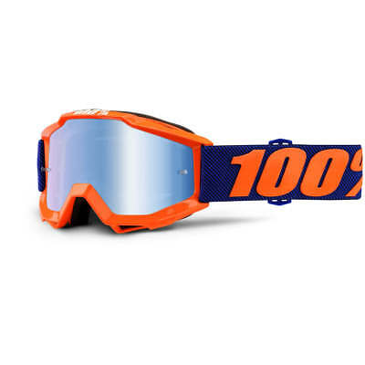 100% Prozent Goggle Enduro MX Brille Cross Accuri Junior Kinderbrille Origami