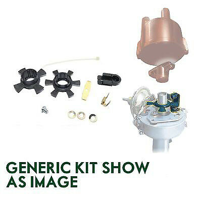 FK121 Lumenition Ignition Distributor Fitting Kits Lucas 43/45DM series