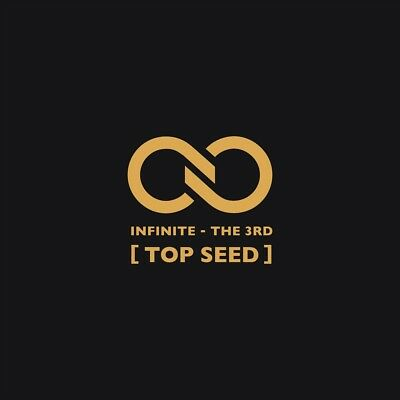 INFINITE - TOP SEED (Vol.3) CD+Photocard+Postcard+Special Card+Poster+Free Gift