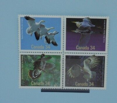 Canada Stamps, 1986, Birds of Canada, SG1199a, Mint never hinged
