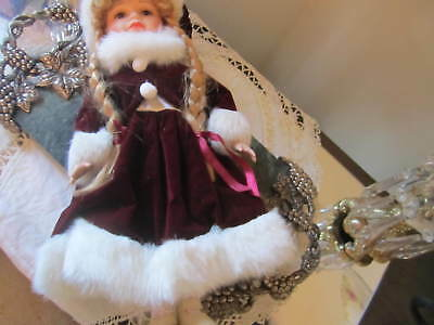 Darling Little Doll/Kingstate/Christmas OUTFIT