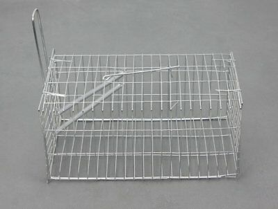 Multi Catch Live Rat Trap Cage Mouse Mice Traps Galvanised Mesh Wire Humane