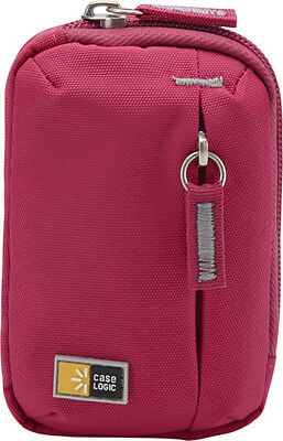 New Case Logic TBC-302 Compact Camera Case Padding With Pocket Pink