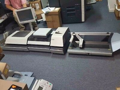 "Hasler IM5000 High Volume Mailing System with 15"" screen! Free shipping to USA"
