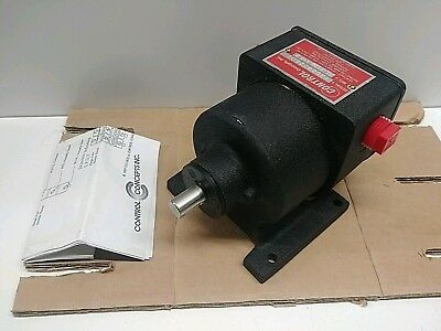 New Old Stock! Control Concepts 10A 125/250/480Vac Speed Switch Al-2120-A15-B