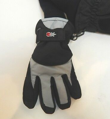 Snow Stoppers Extra Long Cuff Winter Gloves or Mittens for Kids