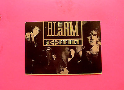 The Alarm Vintage Postcard Eye Of The Hurricane Not Shirt Patch Cd Uk Import