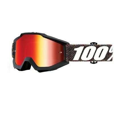 100% Prozent Goggle Enduro MX Brille Cross Accuri Junior Kinderbrille Krick