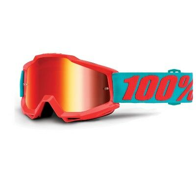 100% Prozent Goggle Enduro MX Brille Cross Accuri Junior Kinderbrille Passion