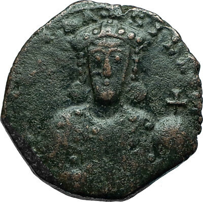 Constantine VII Porphyrogenitus 913AD Authentic Ancient Byzantine Coin i66221