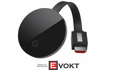 GOOGLE Chromecast Ultra Stream In Up To 4K Ultra HD Genuine New