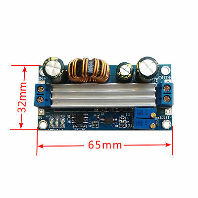 Adjustable Automatic Step-up & Step-Down Power Supply Voltage Regulator