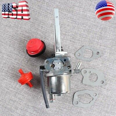 New Carburetor Carb for Ariens 20001086 20001369 136cc Single stage Snow thrower