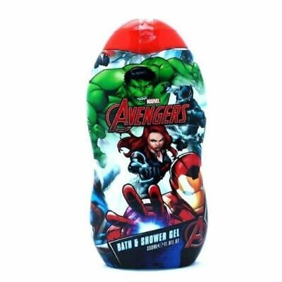 Marvel Avengers Bath & Shower Gel 350ml 1 2 3 6 12 Packs