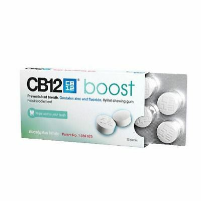 CB12 Boost Eucalyptus White Gum 10 Pack 1 2 3 6 12 Packs