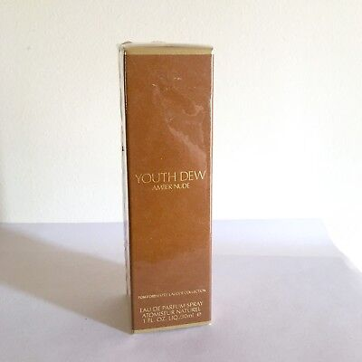 YOUTH DEW AMBER NUDE  ESTEE LAUDER Eau de Parfum 30ml Original New&Sealed